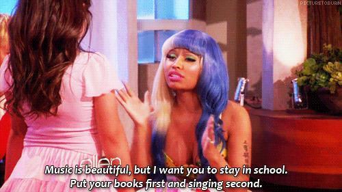 Stop Bashing Nicki Minaj