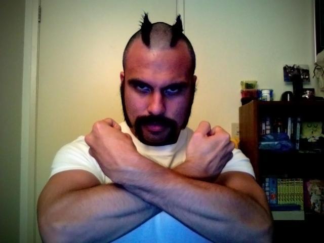 Men's Hairstyles, Part 3 - Eccentric Styles