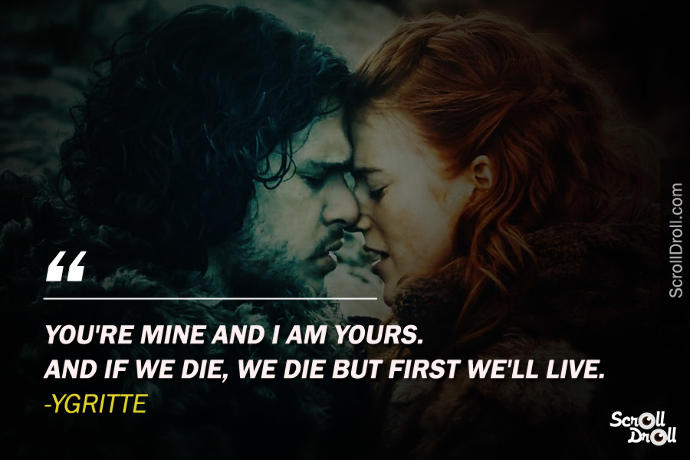 13 Great Quotes from Game of Thrones