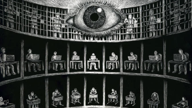The Panopticon: Surveillance Culture