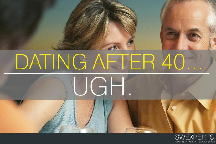 Why Dating Over 40 Feels Like a New Challenge