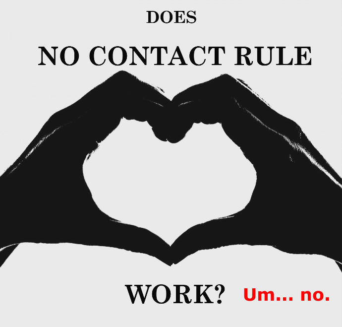 Why The No Contact Rule Won't Get Your Ex Back