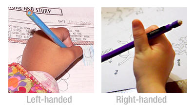 My Life as a Left Hander