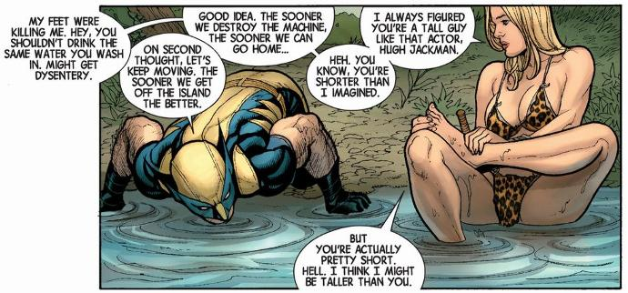 Comic Book Trivia: Savage Wolverine