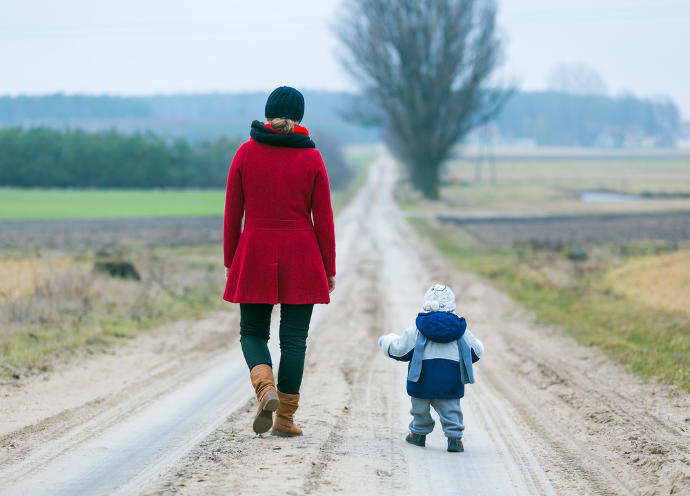 The Young Single Mom Dilemma