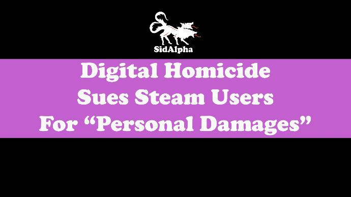 The Digital Homicide Fiasco