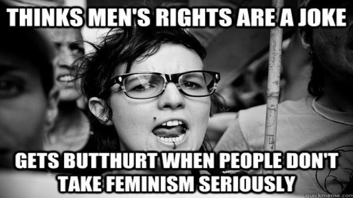 The Problem With Feminists and 4 Reasons Why I'm Not One