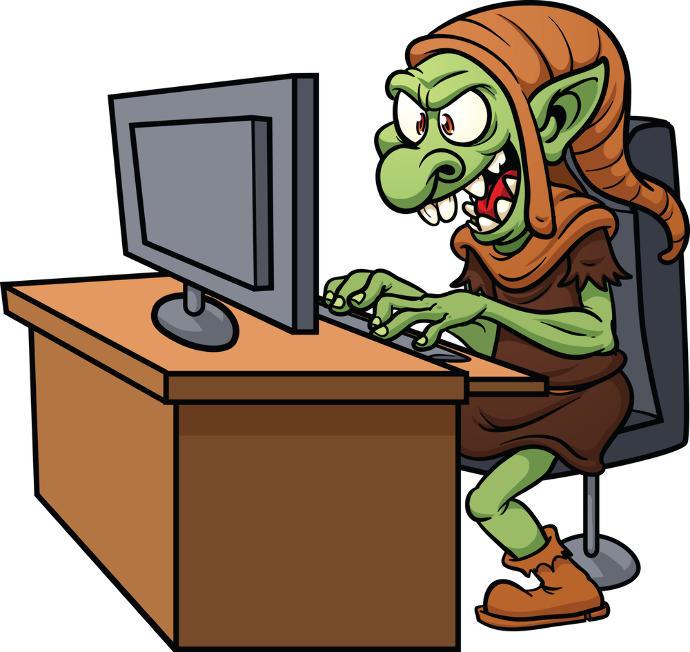 Misconception vs. Reality: Internet Trolls