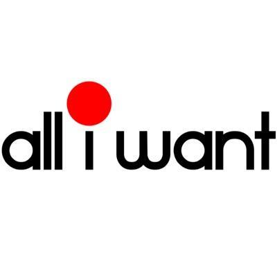 All I want in life is...