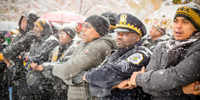 Shattering the Myths Surrounding Black-on-Black Crime