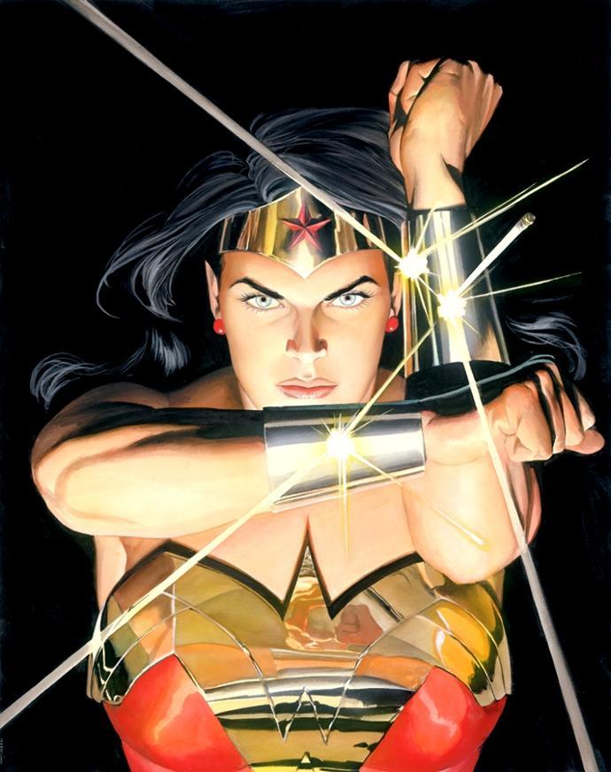Comic Book Trivia: Sensational Wonder Woman