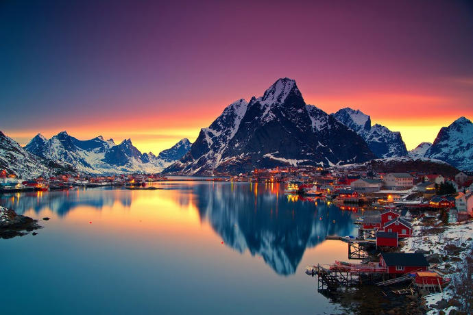 10 Reasons Why I Love Norway