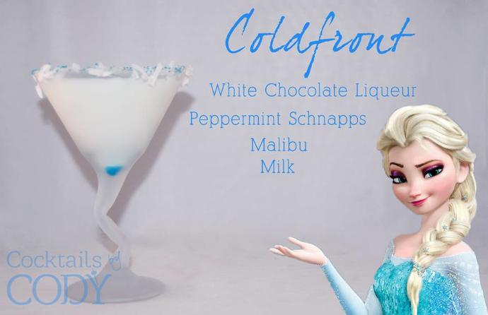 More Cartoon/ Video Game Drinks to Enjoy