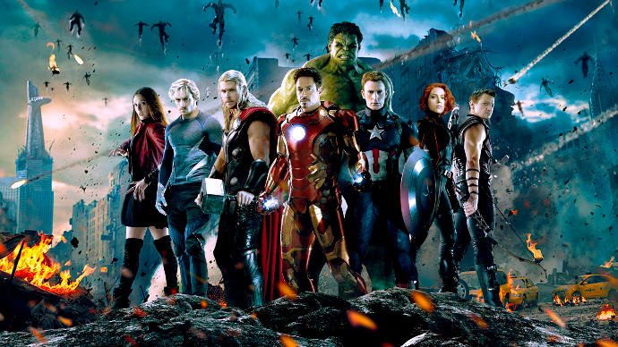 10 Most Powerful Avengers: My Power Ranking