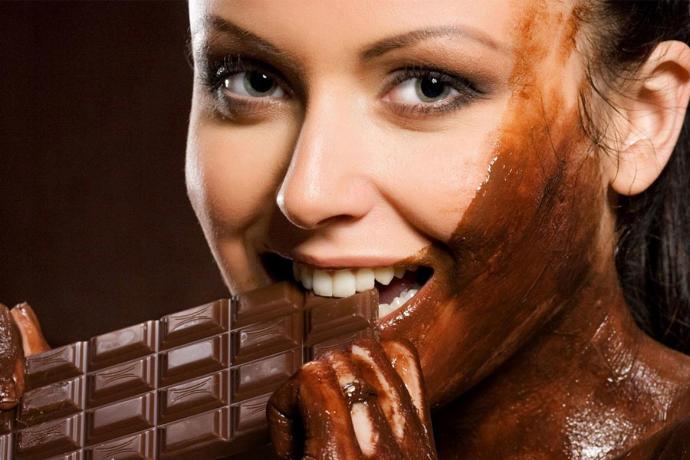 6 Health Benefits of Chocolate <3