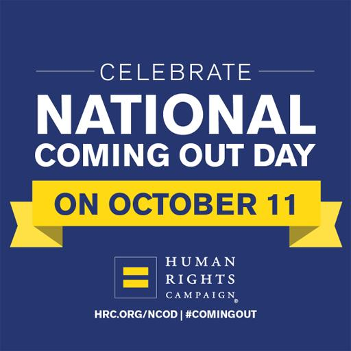 My Reflection on National Coming Out Day 2016