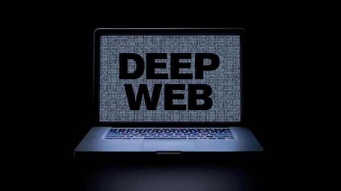 A real life horror: The Deep Web.