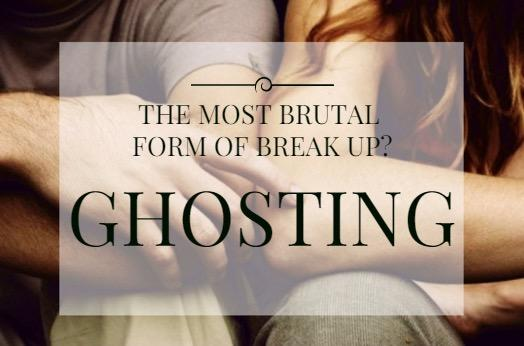 """Is """"Ghosting"""" the New Dating Nightmare?"""