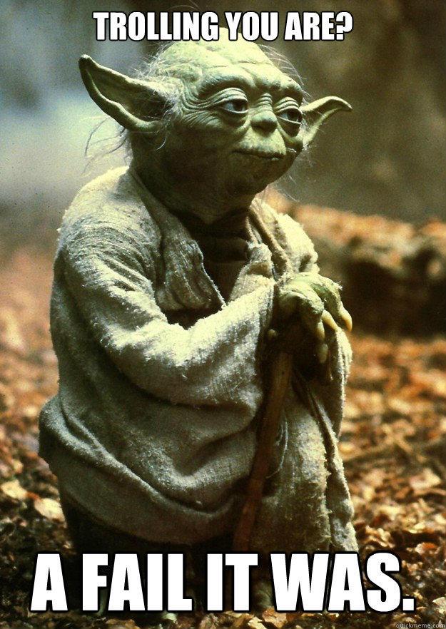 10 Yoda Memes About Trolling