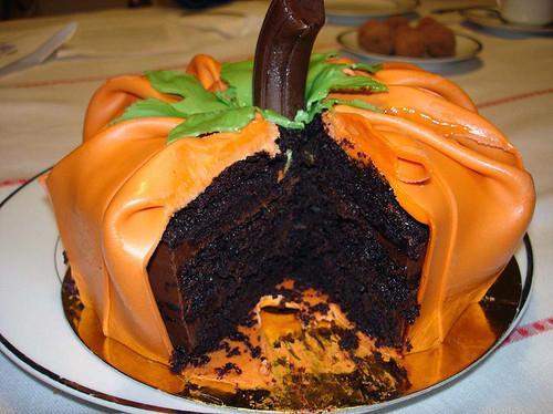 20 Halloween Cake Designs