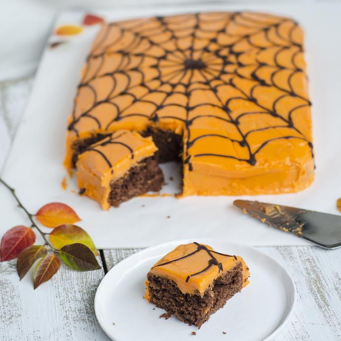 20 Fantastic Halloween Cake Designs
