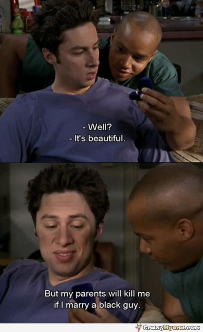 15 Great Quotes from the TV Show Scrubs
