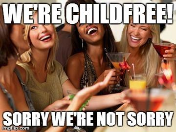 16 Memes That Only People Who Are Child Free By Choice