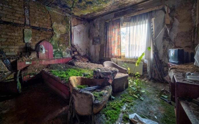 7 Abandoned, Creepy Places from Around the World