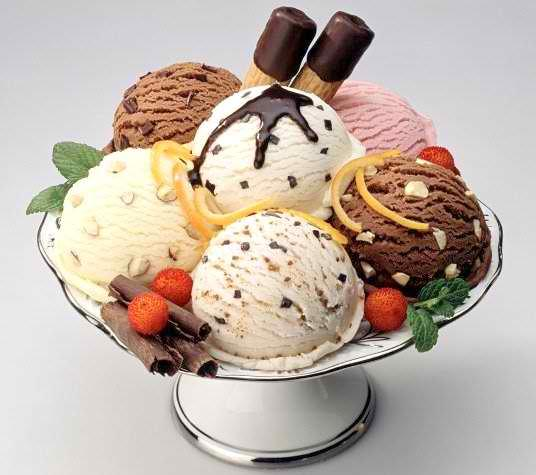Why Ice Cream? Because YOU Deserve It!