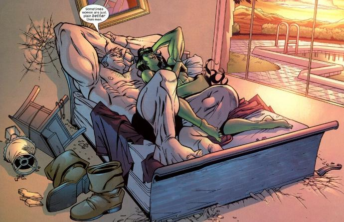 9 Comic Book Supervillains (And Anti-Villains) I Would Sleep With