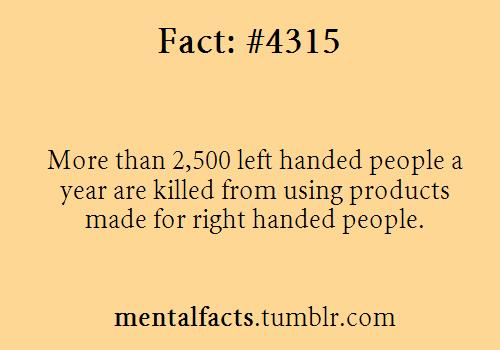 dating a left handed person
