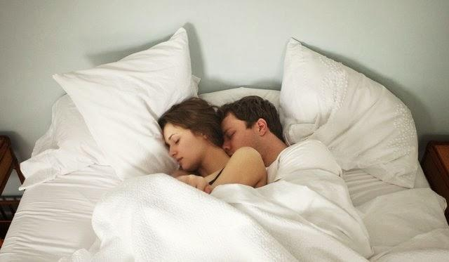 What Your Sleeping Position Tells You About Your Relationship