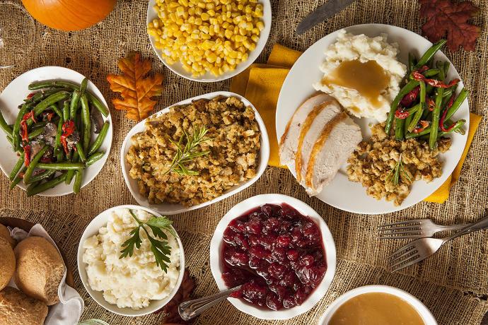 Thanksgiving Dinner For The Beginner