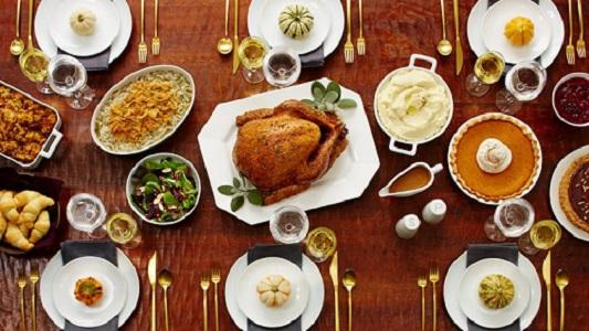 Why Thanksgiving Dinner Should Be More About The Thanks Than The Food