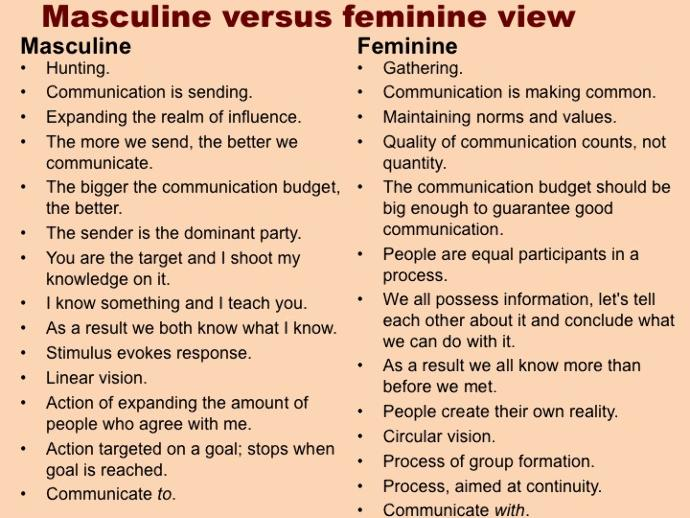 Why Being Female Is Easier Than Male