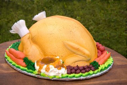 10 Great Turkey Cake Designs
