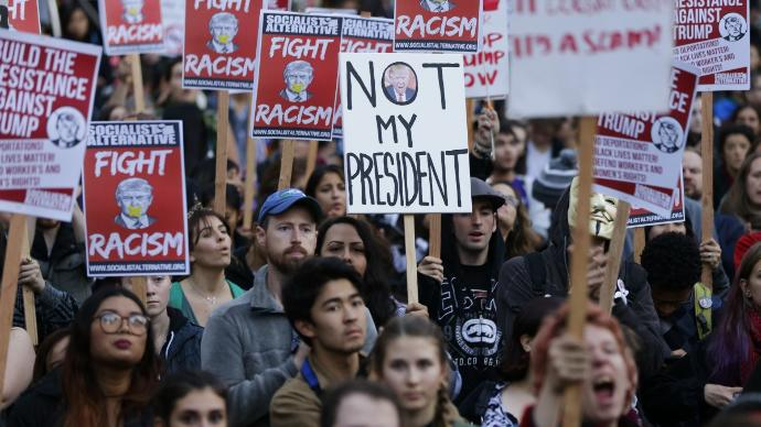 Why Many American's Are Upset with a Trump Presidency