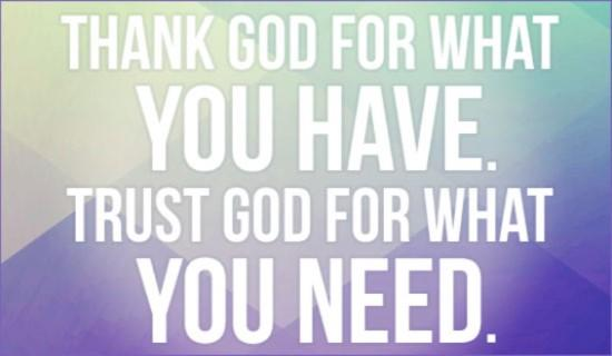 8 Things You Should be Grateful For