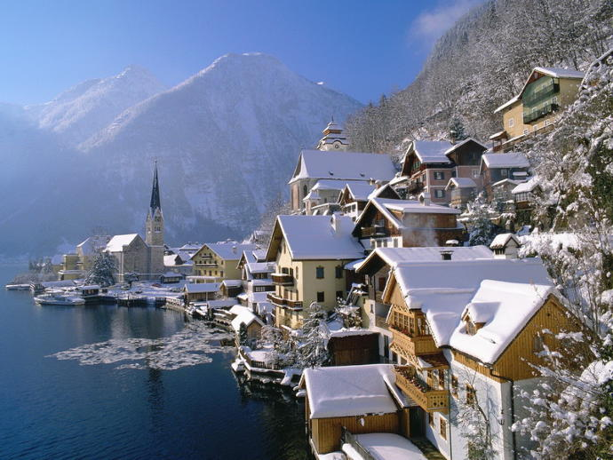 5 Most Beautiful Winter Destinations