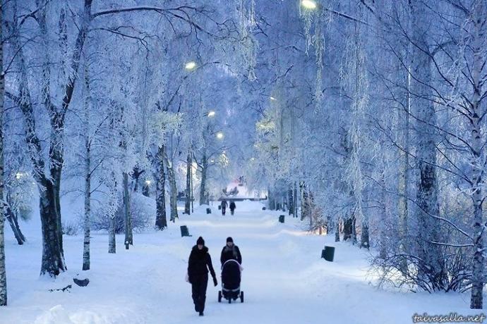 5 Most Beautiful Winter Destinations