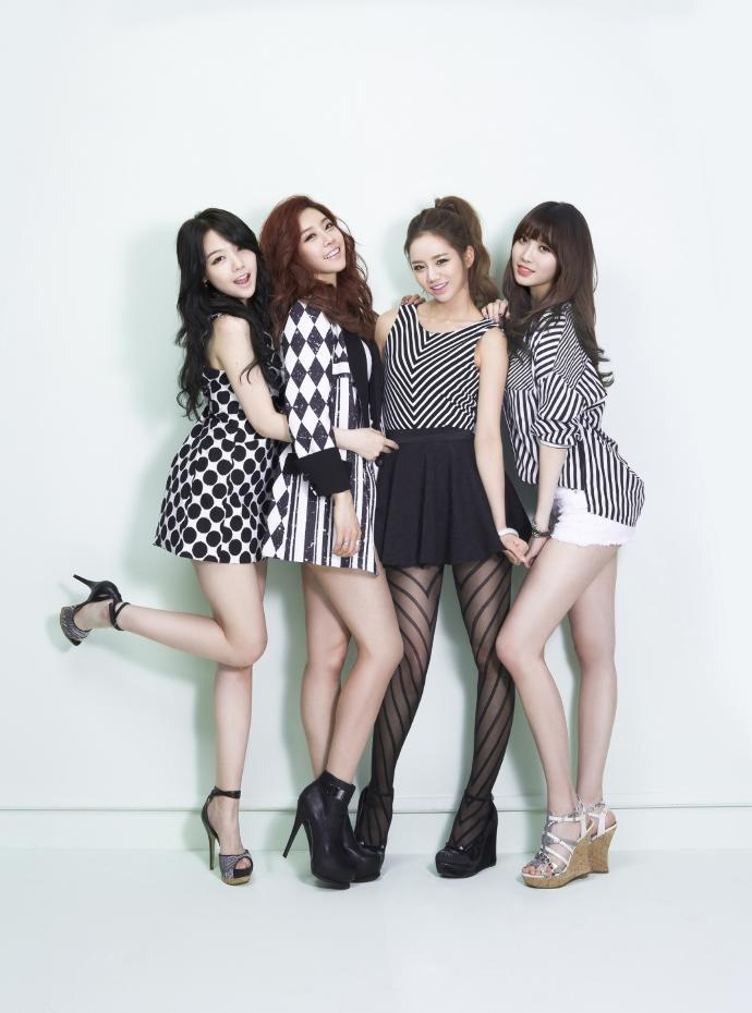 My Top 10 Favorite Korean Girl Groups