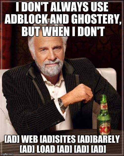 Ad Blocking...Yea or Nay?
