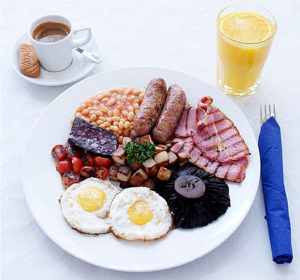 What People Eat for Breakfast around the World