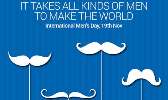 Happy International Men's Day!