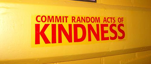Random Acts of Kindness for the Holiday Season: Perform Them and Feel Sensational