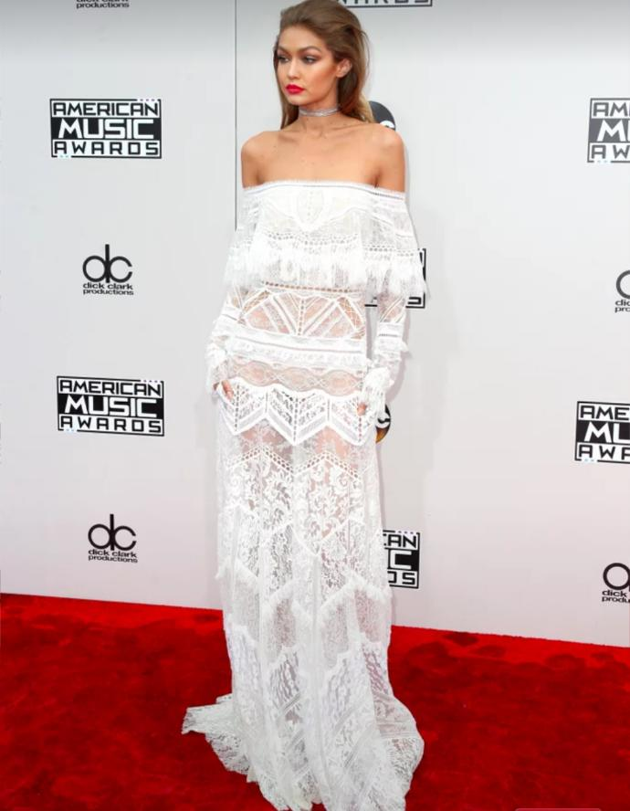 My Favourite Outfits and Makeup From the MTV American Music Awards 2016