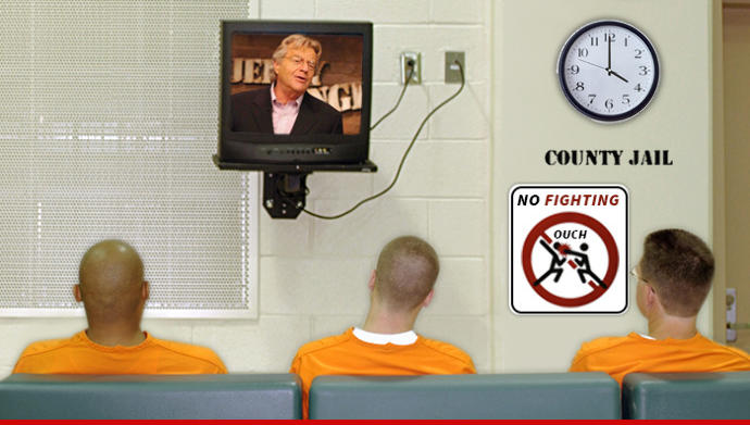 My Thoughts on Prisons Offering TV to Inmates