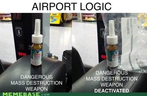15 of the Funniest TSA Memes