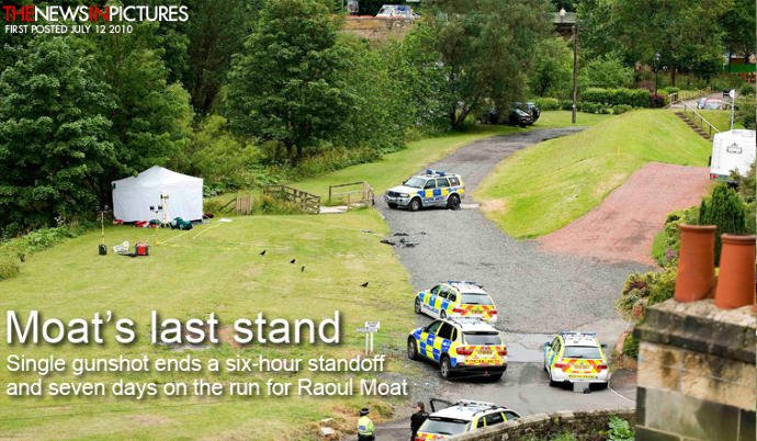 U.K. Biggest Manhunt: The Week My City Went on Lockdown in Pursuit of Britain's Most Wanted Man