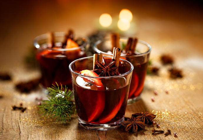 5 Warm Cups of Jolliness